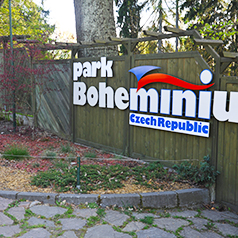 Miniature Park Boheminium - opening hours and prices