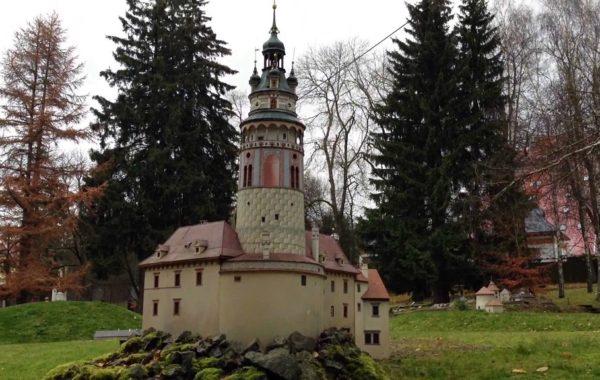 Český Krumlov Château