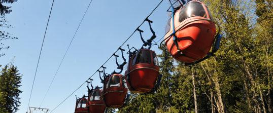 Kudy do parku – lanovkou, pěšky nebo autem