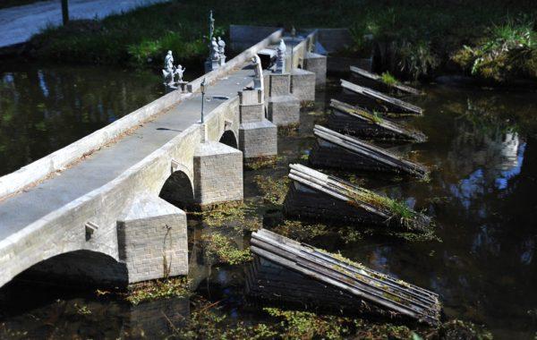 Kamenný most v Písku