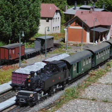 Muzeum železnice Lužná