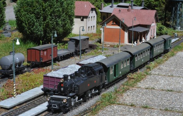 Railway museum Lužná