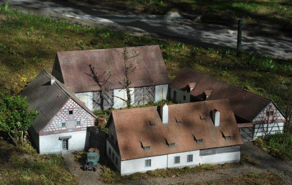 Rustler farmhouse in Doubrava
