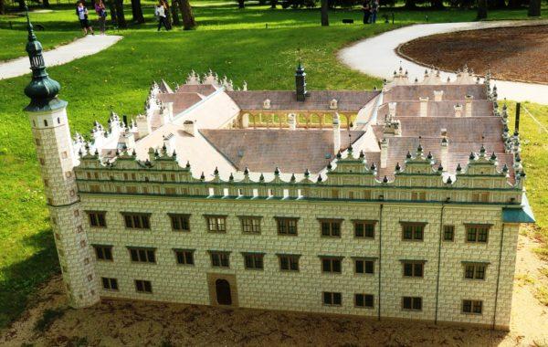 Litomyšl Château