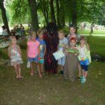 Strašidla se dětem parku Boheminium líbila