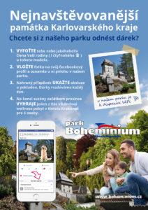Letní soutěž Park Boheminium