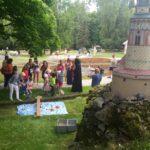 Pohádkové bytosti v Parku Boheminium