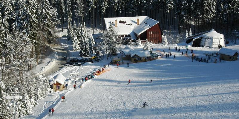 Skiareál Mariánky_1
