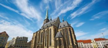 Představení Katedrály svatého Bartoloměje v Plzni