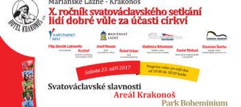 23/09 Svatováclavské slavnosti na vrchu Krakonoš